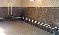 Монтаж систем горячего и холодного водоснабжения в Севастополе
