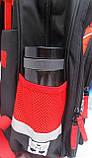 Рюкзак на колесах  для детей школьного  возраста , съемный троллей   размер 42Х30Х15, фото 4