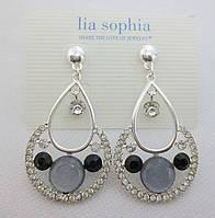 Элегантные женские серьги Lia Sophia