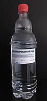 Дистиллированная вода для электронных сигарет  AD- 1 литр