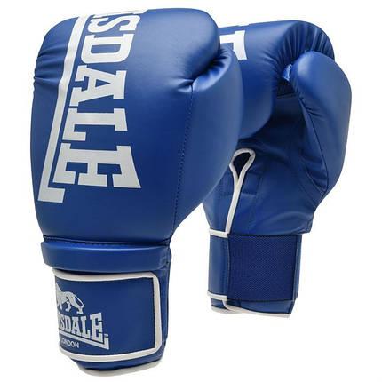 Боксерские перчатки Lonsdale Challenger Boxing Gloves, фото 2