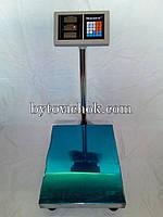 Электронные весы  до 150 кг площадка 400 мм x 500 мм