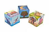 Игрушка-кубик с колокольчиком Canpol babies
