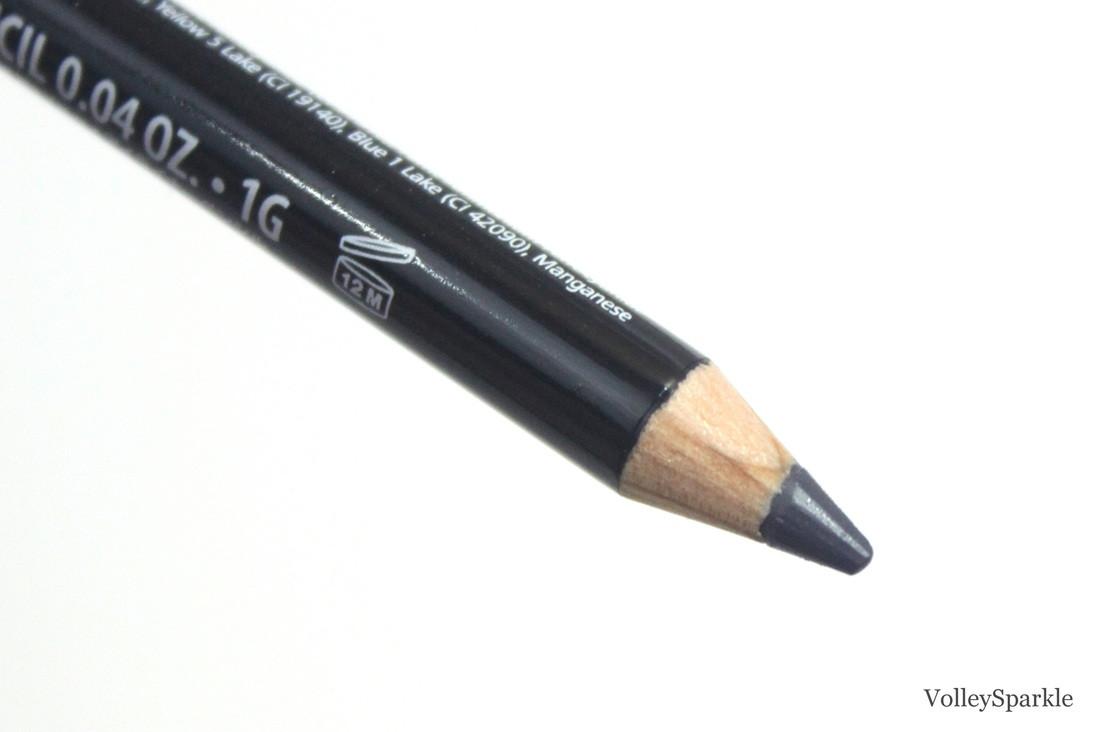 Темно-серый карандаш для глаз NYX Slim Eye Pencil Charcoal