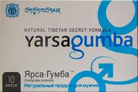 Ярсагумба оригинал средство повышающее потенцию 10 капсул упаковка