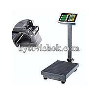 Товарные весы  A-Plus до 100 кг (300мм*400мм) Складные, усиленная платформа и стойка.