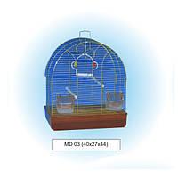 Клетка для птиц Tesoro МД 03