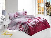 Двуспальный комплект постельного белья «Красные Розы»