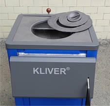 Твердотопливный котел KLIVER 14П, фото 3
