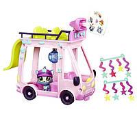 Литл Пет Шоп игровой набор Автобус Littlest Pet Shop Hasbro
