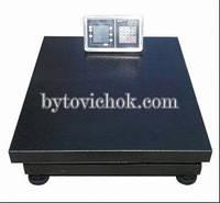 ПЛАТФОРМЕННЫЕ ВЕСЫ ОЛИМП TCS-102D-16 до 600 КГ (600Х800ММ)