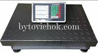 ТОВАРНЫЕ ВЕСЫ ОЛИМП TCS-102С-13 до 300 КГ (450Х600ММ)