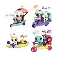 Литл Пет Шоп Городской транспорт (4 вида) Littlest Pet Shop Hasbro