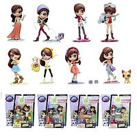 Литл Пет Шоп Модница Блайс и зверюшка (4 вида) Littlest Pet Shop Hasbro