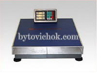 ТОВАРНЫЕ ВЕСЫ ОЛИМП TCS-102D-15 до 600 КГ (600Х800ММ)
