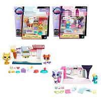 Литл Пет Шоп Набор Рассказы о зверюшках (2 вида) Littlest Pet Shop Hasbro
