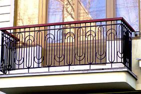 Ограждения балконов