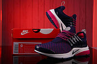Кроссовки женские Nike Air Presto Flyknit Weaving Purple , фото 1