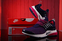 Кроссовки женские Nike Air Presto Flyknit Weaving Purple