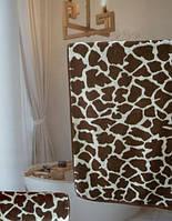 "Полотенце (50х90 см) махровое ""Африка"" для лица"