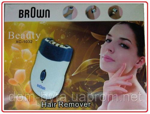 Эпилятор brown beauty xc-1032