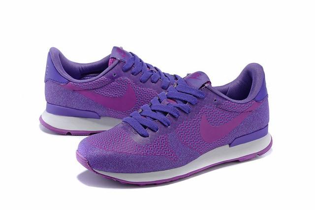 Кроссовки женские Nike Internationalist HPR Purple Оригинал