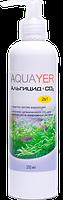 Альгицид AQUAYER, Альгицид+СО2, 250 мл, на 6250л