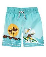 Пляжные шорты для мальчика  18-24 месяца, фото 1