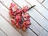 Букет бумажных роз, 12 шт, розовые