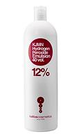 Окислительная эмульсия 12% 1000 мл Hydrogen peroxid emulsion Kallos