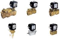 Клапан электромагнитный для воды, газа, пара, нефтепродуктов и химических веществ