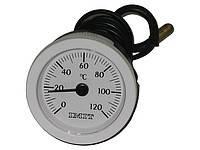 Термометр (круглый) для котлов. Код: 010282.