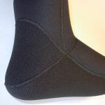 Носки из неопрена 10 мм с дополнительным усилением