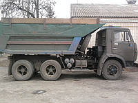 Вывоз мусора Камазами с центра города