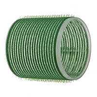 Бигуди липучки TICO Professional 300006 D57мм 6 шт зеленые
