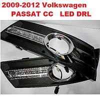 DRL дневный ходовый огни на 2009-2012 Volkswagen PASSAT CC , фото 1