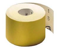 Наждачная бумага зерно 120 (желтая) 50м