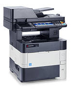 Монохромный МФУ Kyocera ECOSYS M3550idn  – копир/ принтер/ полноцветный сканер/ факс формата А4.