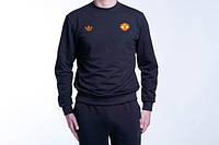 Футбольный спортивный костюм адидас,манчестер юнайтед