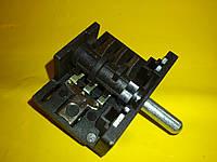 Переключатель для электродуховок 5-ти позиционный АС 308 клемы вниз производство Турция