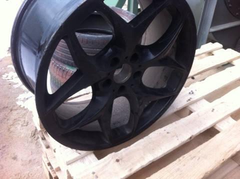 пескоструйная очистка дисков атомобиля 3