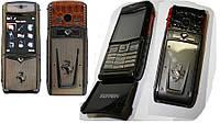 Телефон VERTU Ferrari F510 - 2Sim