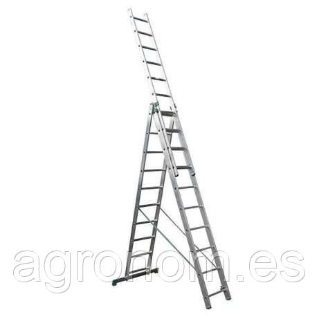 Лестница универсальная iToss 7607 3х7-ступеней