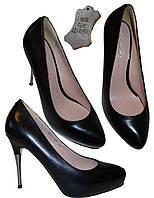 Туфли  из итальянской кожи Casadei