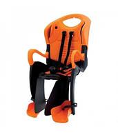 Сиденье заднее BELLELLI Tiger standart B-Fix детское до 22кг (оранжевый)