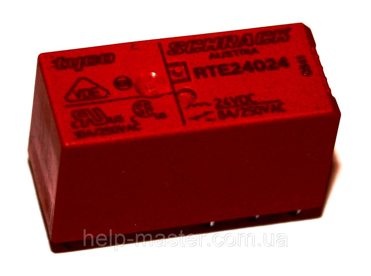 Реле RTE24024A (24VDC)