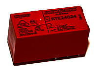 Реле электромеханическое  RTE24024A;  24VDC