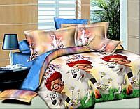 Комплект постельного белья эвро 200*220 хлопок Bella noche