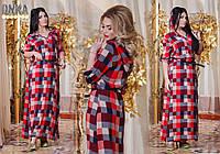 Платье, р2374 ДГ батал