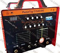 Аргонно-дуговой сварочный аппарат Edon PULSE TIG-315 AC/DC